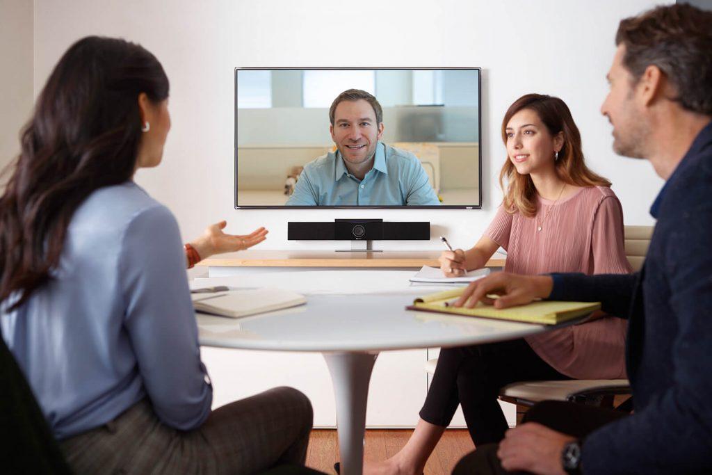 video-vergaderen