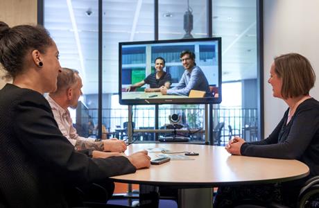 videoconferentie Groningen, Friesland, Drenthe